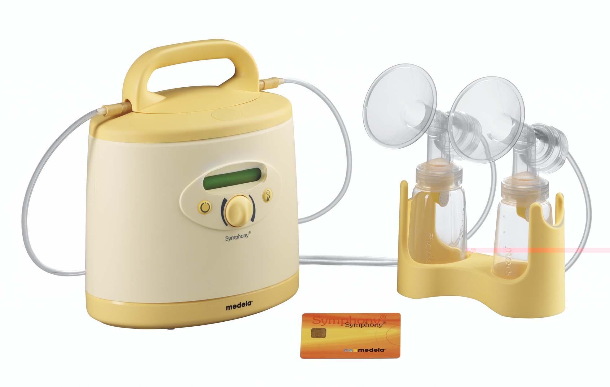 自动吸奶器
